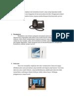 Gambar Alat Komunikasi Kantor