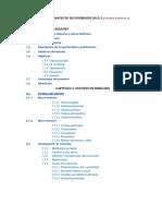 Avance Parcial Formato Proyecto de Inversion 2016-1