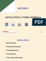 Lecture 02 - Distillation