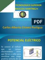 Potencial Eléctrico Exposición