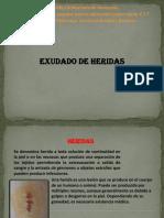EXUADADO DE HERIDAS.pptx