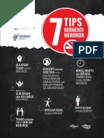 Flyer Tips Berhenti Merokok_15x21cm