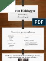 Martin Heidegger