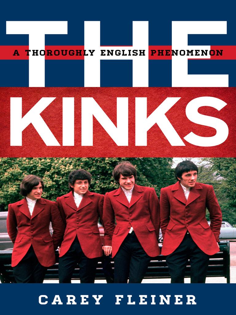 The kinks a thoroughly english phenomenon entertainment general the kinks a thoroughly english phenomenon entertainment general leisure fandeluxe Gallery