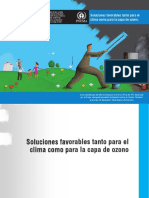 Guide to TEAP-IPCC HFCs Report-Spanish