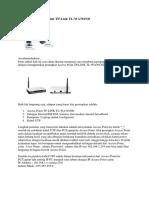Konfigurasi Access Point TP.docx