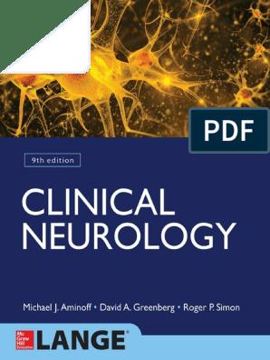 fc251e3fe4c9bf Clinical Neurology.pdf | Neurology | Peripheral Neuropathy