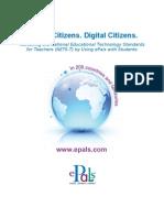 NETS-T White Paper ePals 2010