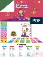 AR Magic Flashcards Catalog