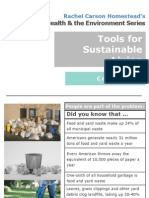 Tools for  Sustainable Living