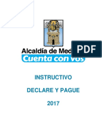 Instructivo Declare Pague vs 1