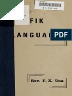 Ef i k Language 00 Una Frich