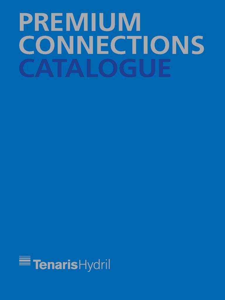 Tenaris Connection Catalogue, 2014 | Pipe (Fluid Conveyance