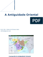 A Antiguidade Oriental II