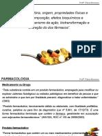 Aula 1 200902 Introducao Farmacologia