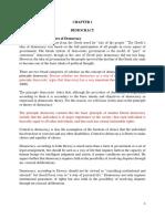 Obayori 5th Democratic Studies