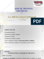 Análisis de Circuitos UPQ (Universidad Politécnica de Querétaro)