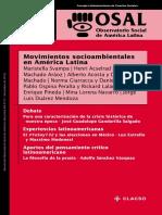 Movimientos Socioambientales en América Latina