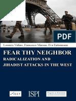 Fear Thy Neighbor. Radicalization and Ji