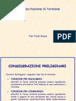 Cemento Armato 7 - Torsione (Rossi)