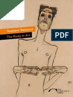 THE BODY IN ART