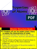 Atomic Structure Chem Wall