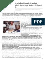 Calabriaonweb.it-luomo Del Sud Di Saverio Strati Compie 90 Anni Ad Agosto Combattuto Fra Il Desiderio Del Rientro e Il (1)