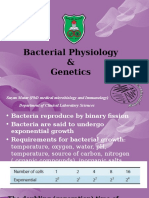 2. Bacterial Physiology and Genetics (1)