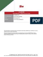 TS-0009-HTTP Protocol Binding-V2 6 1