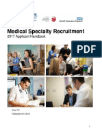 Recruitment Applicant Handbook 2017