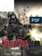 World War Zero Manual (English)