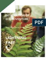 Integration of Ecotourism