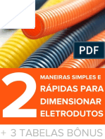 eBook - Dimensionamento de Eletrodutos - Versao1.0
