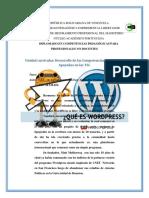 Trabajo de WordPress....