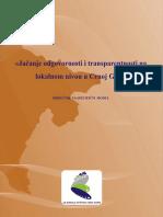 Jacanje Odgovornosti i Transparentnosti Spec.modlul LS