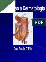 Introducao a Dermatologia