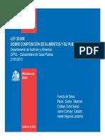 14. Ley de alimentos 20606 sobre composición de alimentos y su publicidad_Jaime Cornejo.pdf