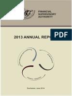 ASF Annual Report 2013