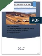 Escorias Mineros - Proyecto-De Ley-signed