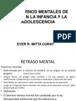 Trastornos Mentales en La Infancia y La Adolescencia [Autoguardado]