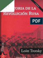 TROTSKY, LEÓN - Historia de La Revolución Rusa[1]