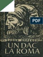 [PDF] Tudor Popescu - Un Dac La Roma