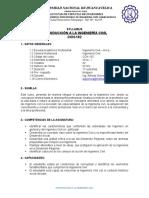 CLASE 0 - Silabo 2014-I