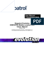 Manual de usuario Evolution skypatroltt8540.pdf