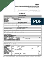 Pemo-protocolo de Evaluacion en Motricidad Orofacial