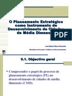 Apresentação _ Mestrado em Inovação e Políticas de Desenvolvimento