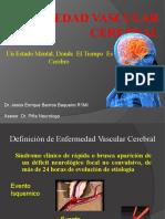 Enfermedad Vascular Cerebral Barrios Final
