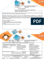 Guía de Actividad y Rúbrica - Paso 2. Elaborar Generalidades, Planeación y Organización Empresa Alpina (1)