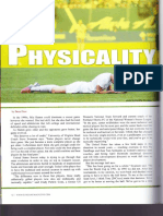 Physicality in women's soccer