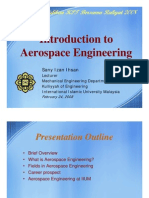 Aerospace and Biotechnology Engineering